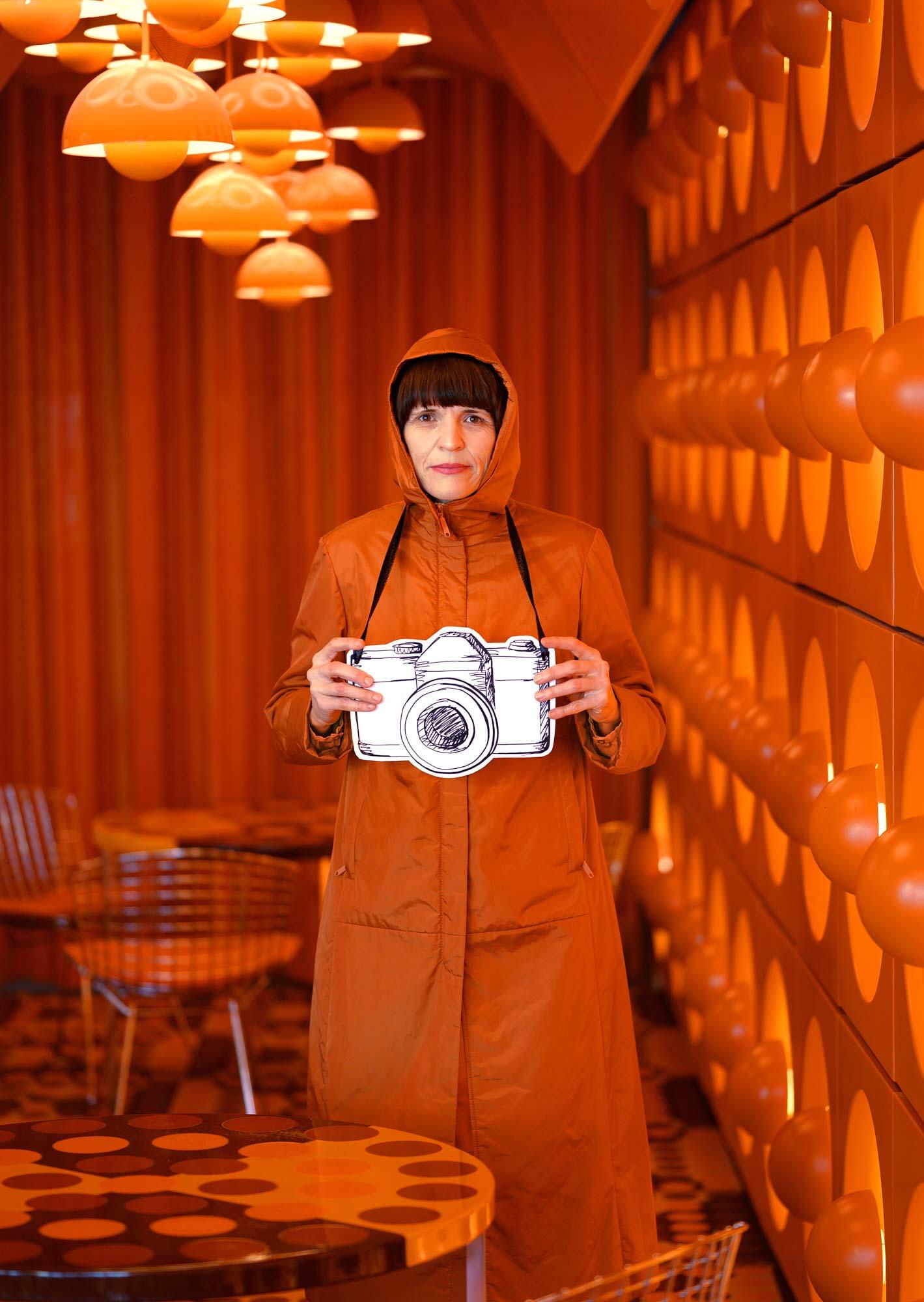 Fotografin Nicole Keller im Museum für Kunst & Gewerbe