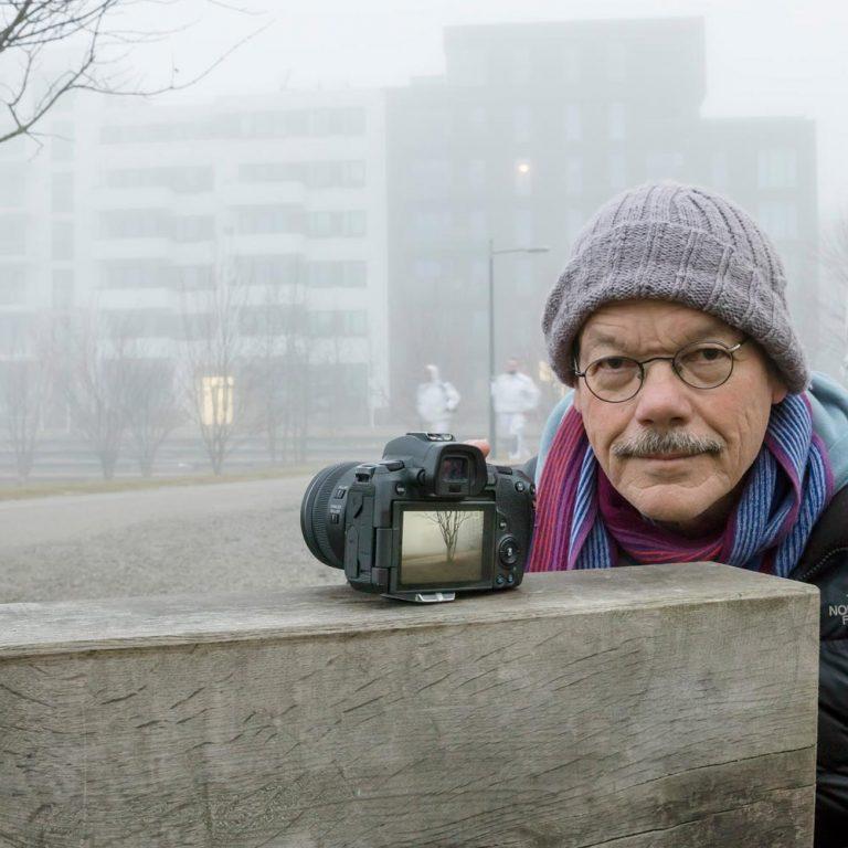 Porträt Frieder Blickle